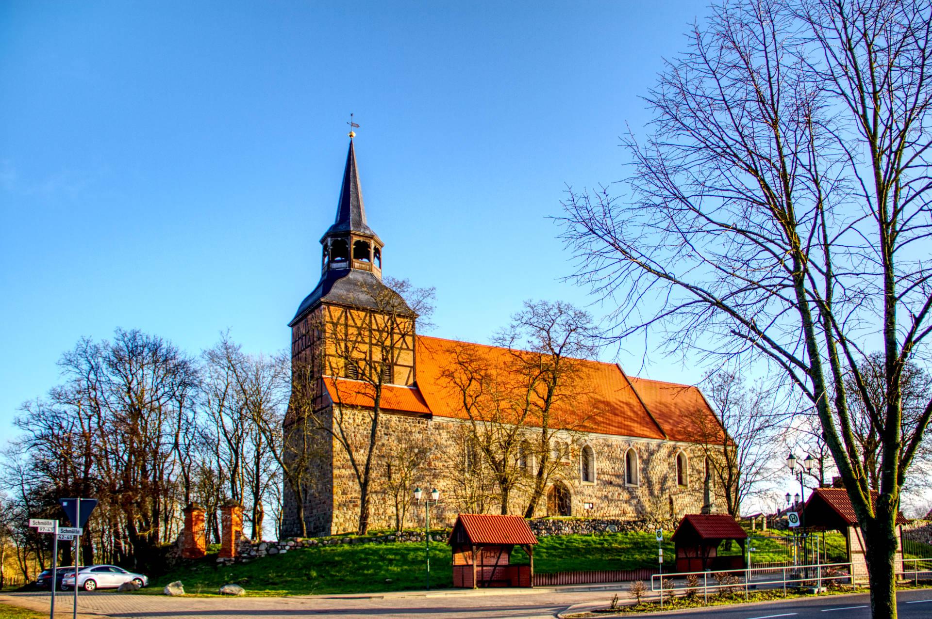 Dorfkirche Schmölln