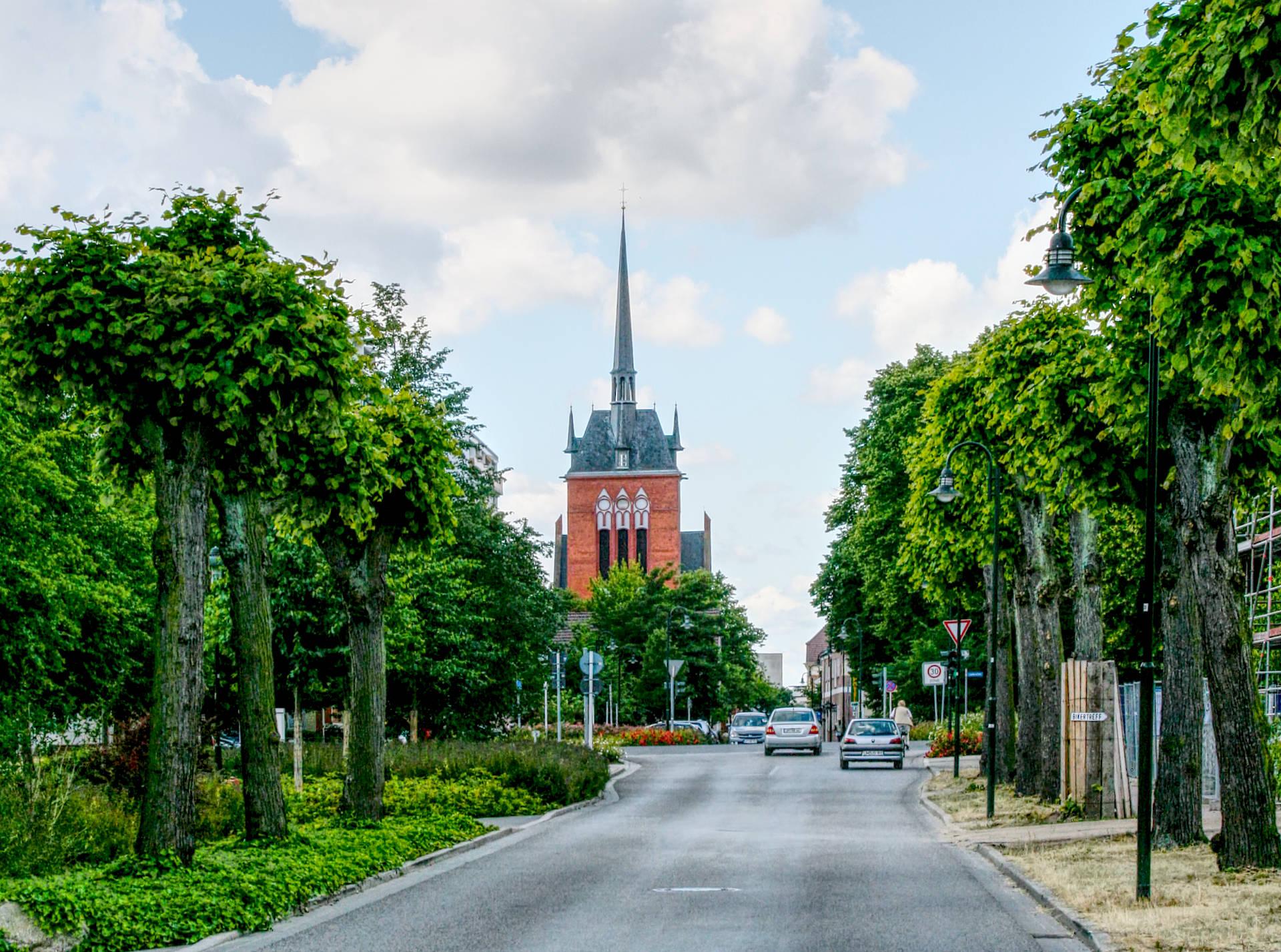 Pfarrkirche St. Mariä-Himmelfahrt Schwedt/Oder