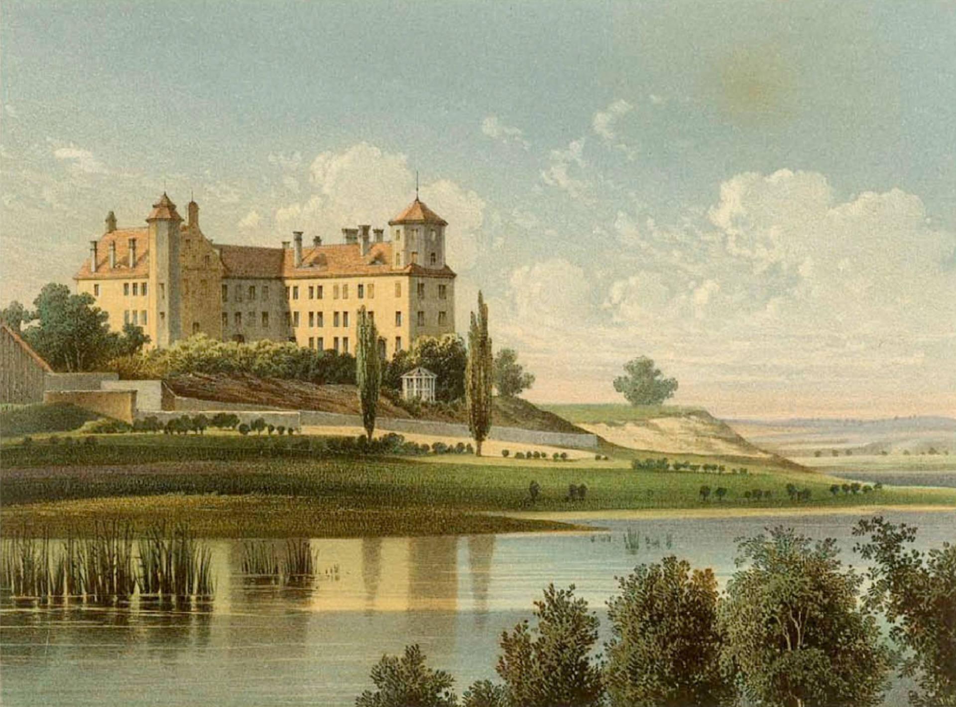 Schloss Penkun - Sammlung Ducnker