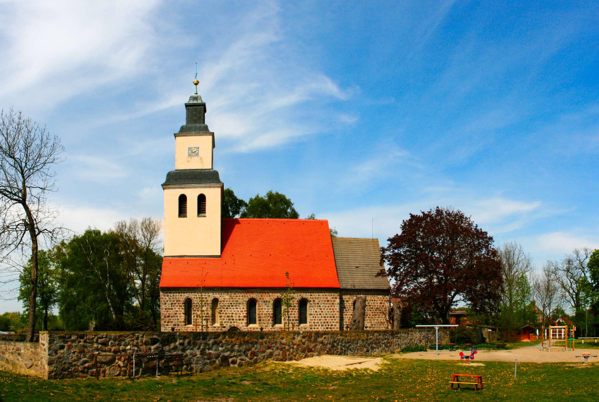 Dorfkirche Frauenhagen