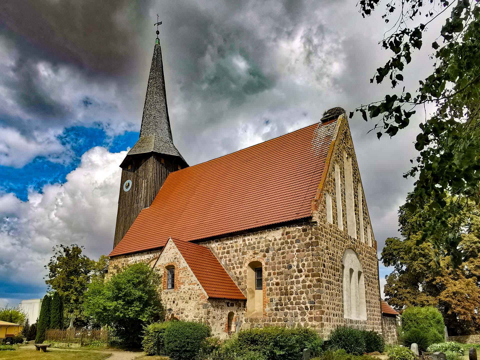 Dorfkirche Cölpin