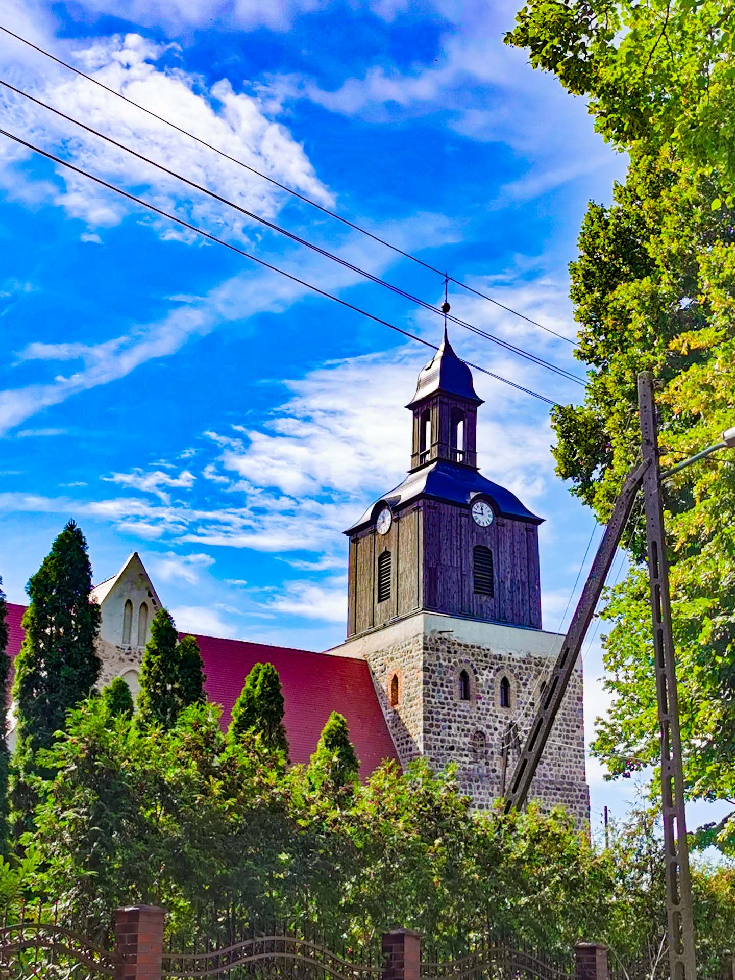 Kirche des Heiligen Geistes Mohrin