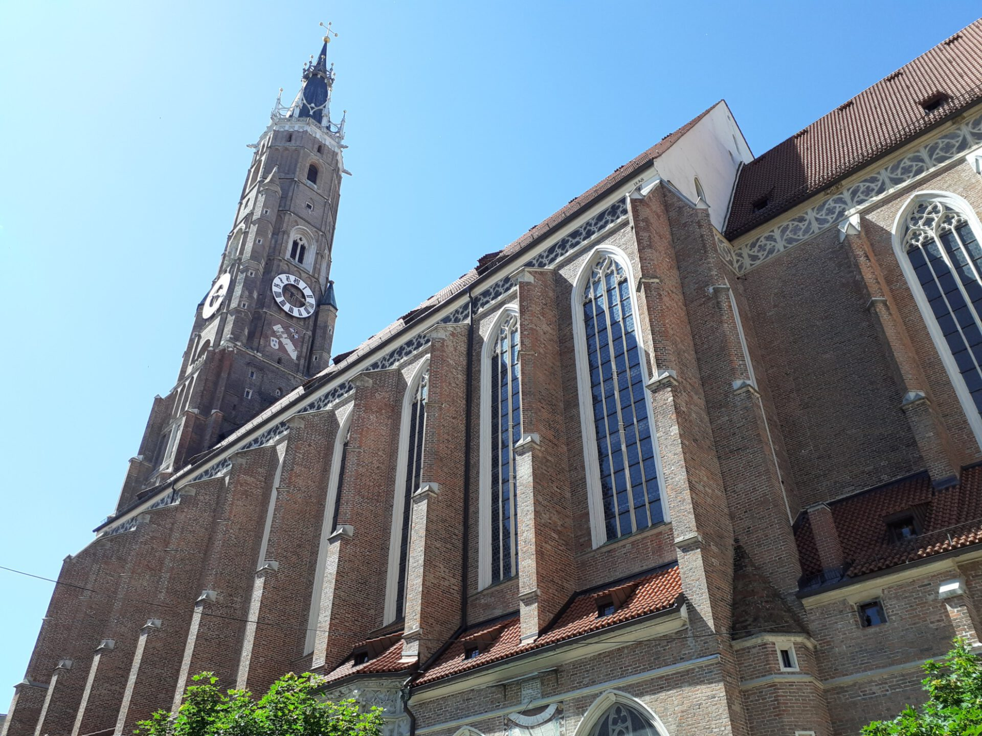 Pfarrkirche St. Martin Landshut