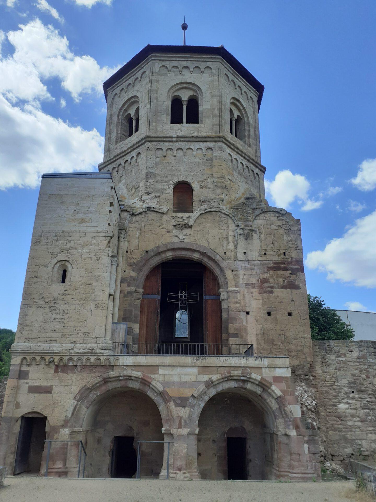 Klosterruine St. Wigbert Göllingen