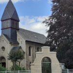 Golgatha Kirche Heldrungen