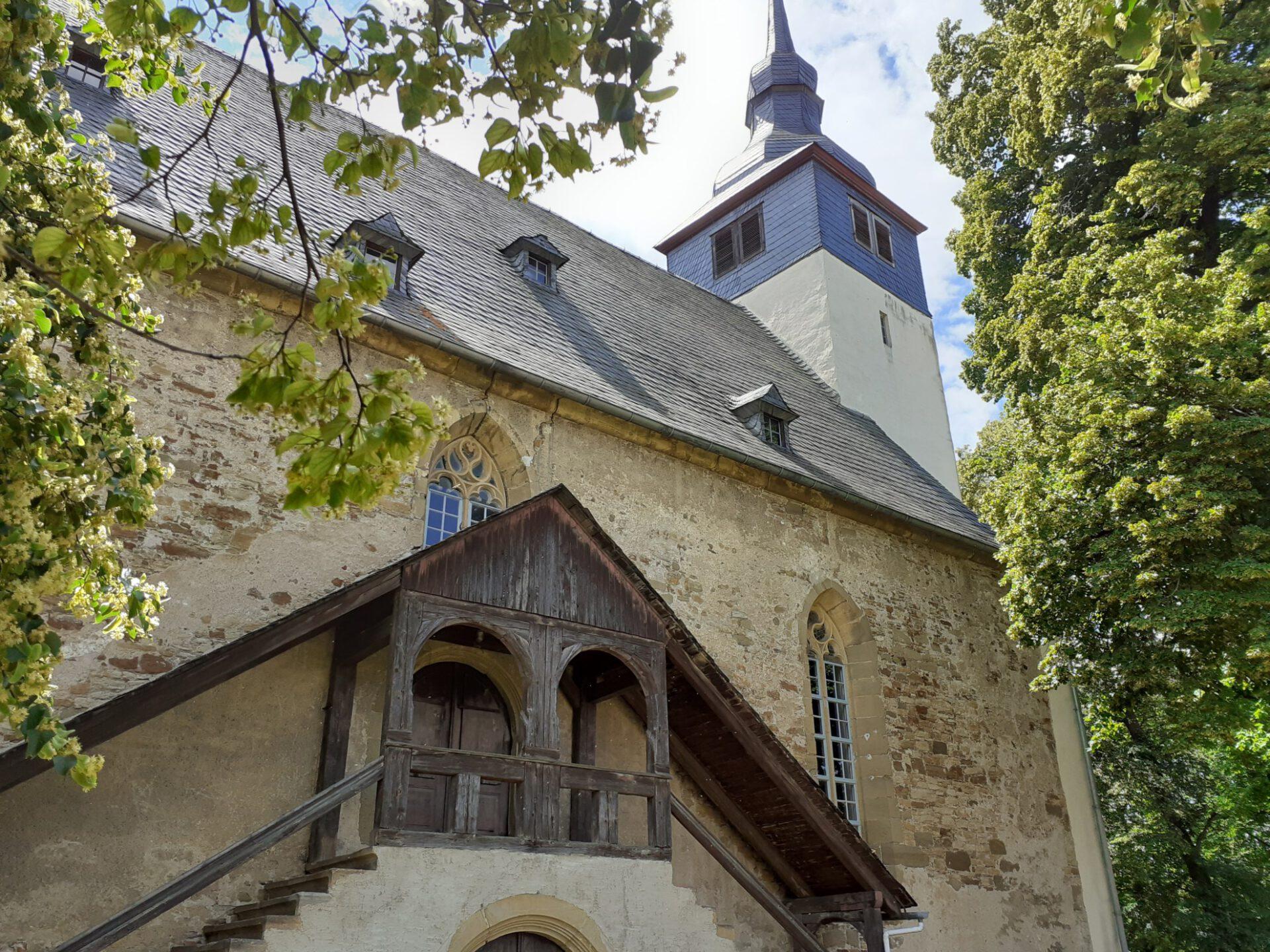 Kirche St. Vitus Schlossvippach
