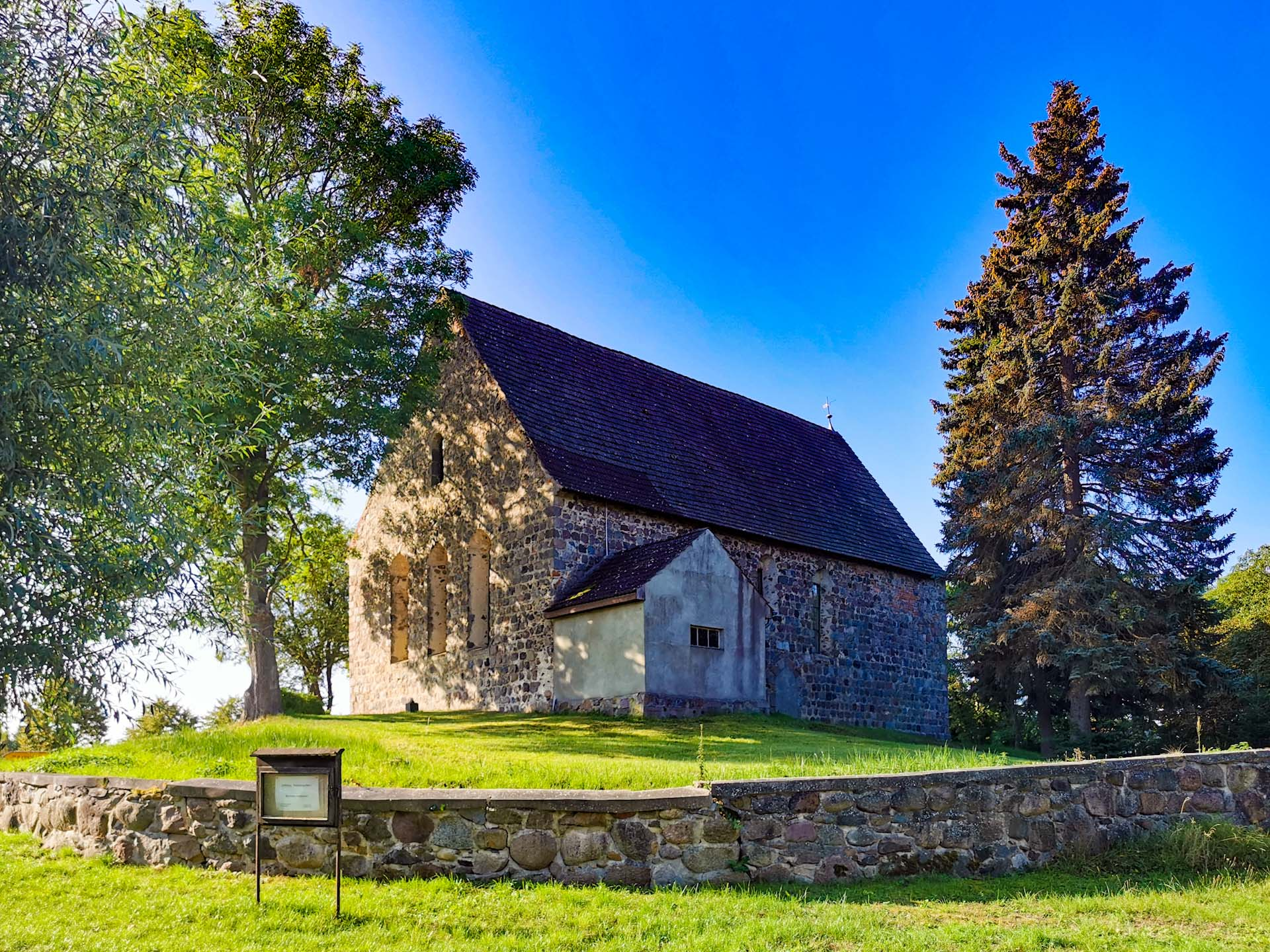 Dorfkirche Mittenwalde UM