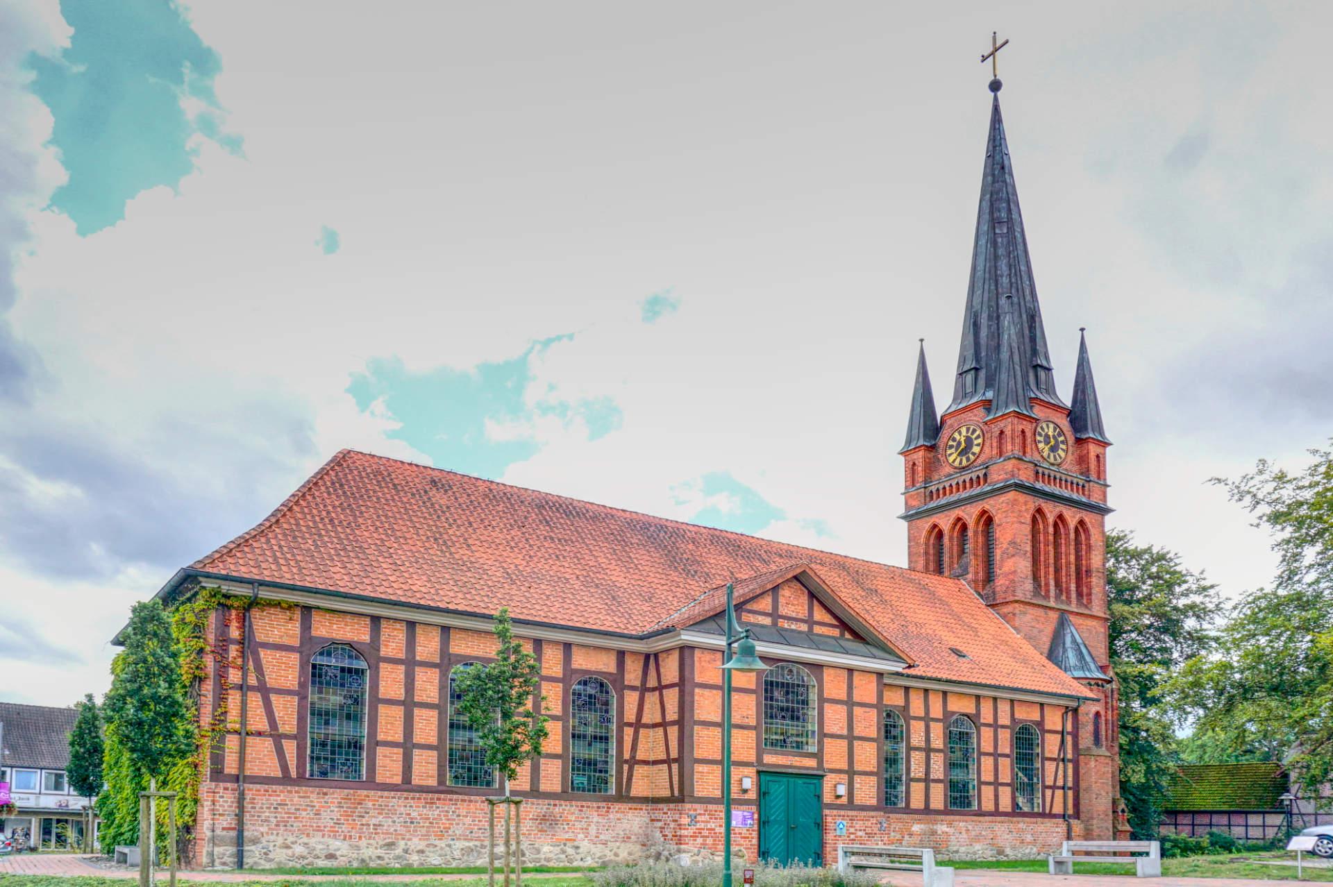 Hippolit Kirche Amelinghausen