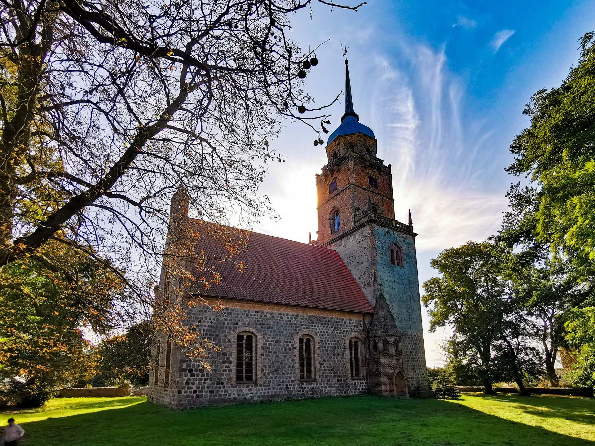 Kirche Hl. Joseph Lubiechów Górny