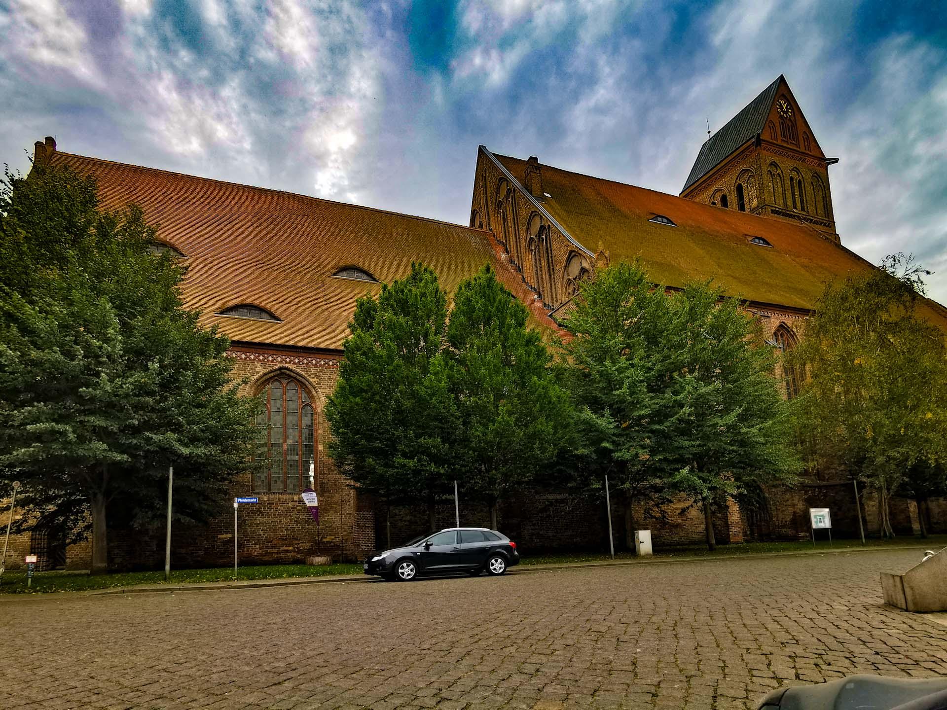 St. Marien Kirche Anklam