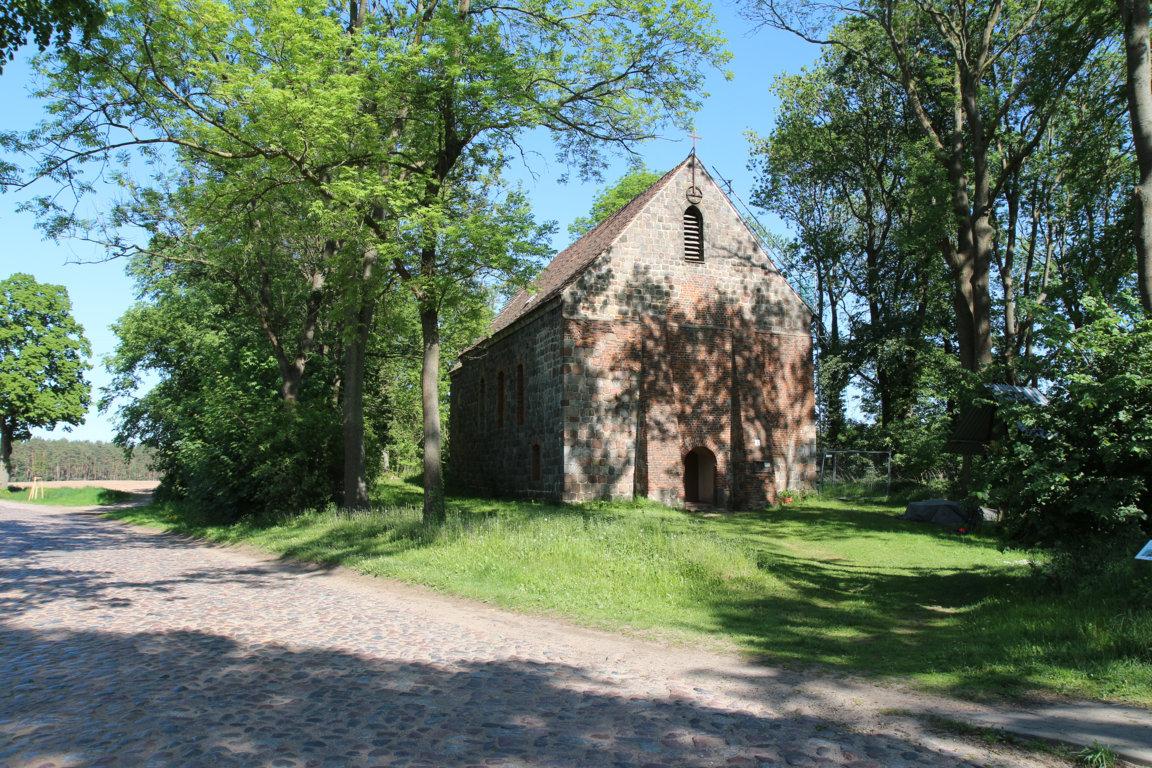 Dorfkirche Grunow (Oberbarnim)