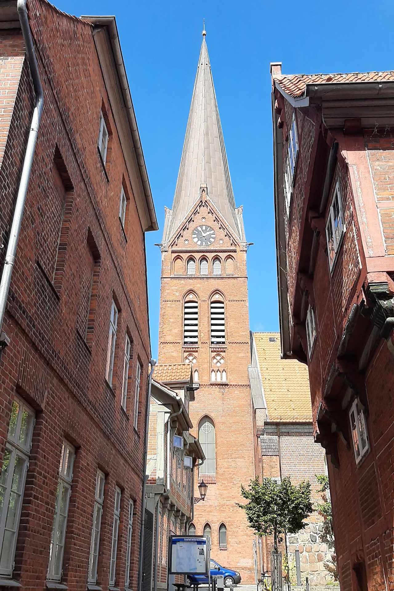 Maria Magdalenen Kirche Lauenburg/Elbe