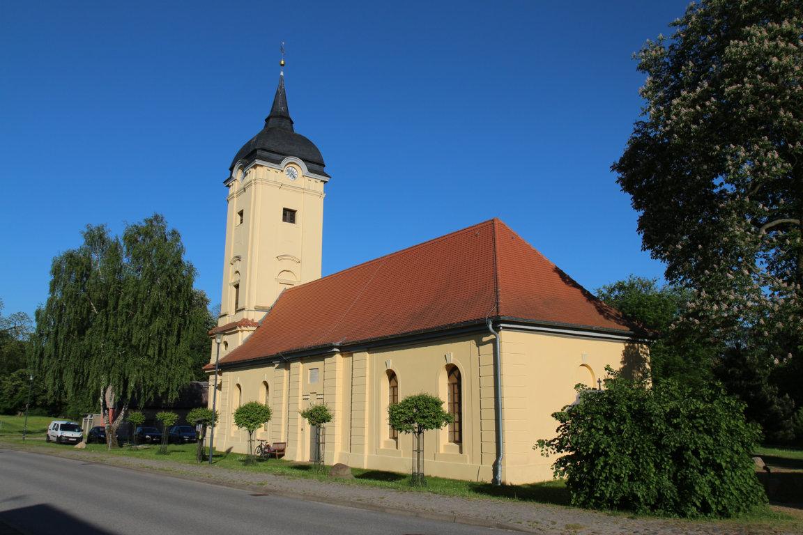 Schlosskirche Prötzel