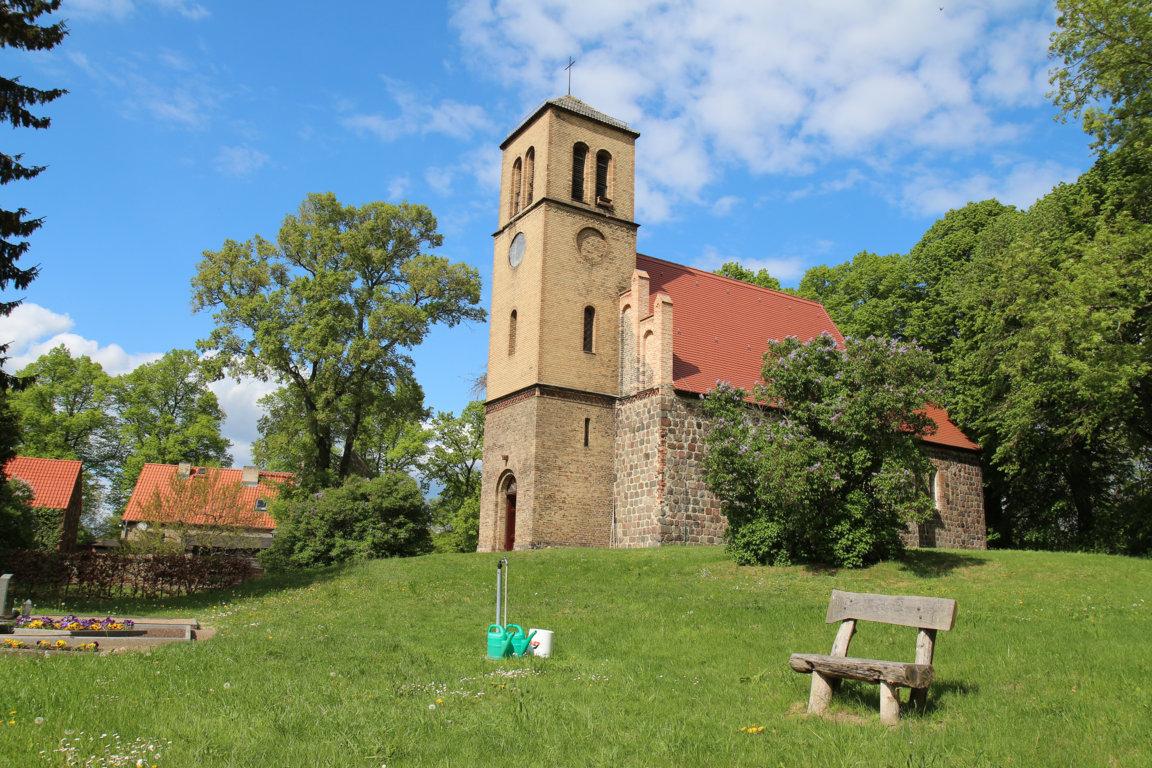 Dorfkirche Wegendorf