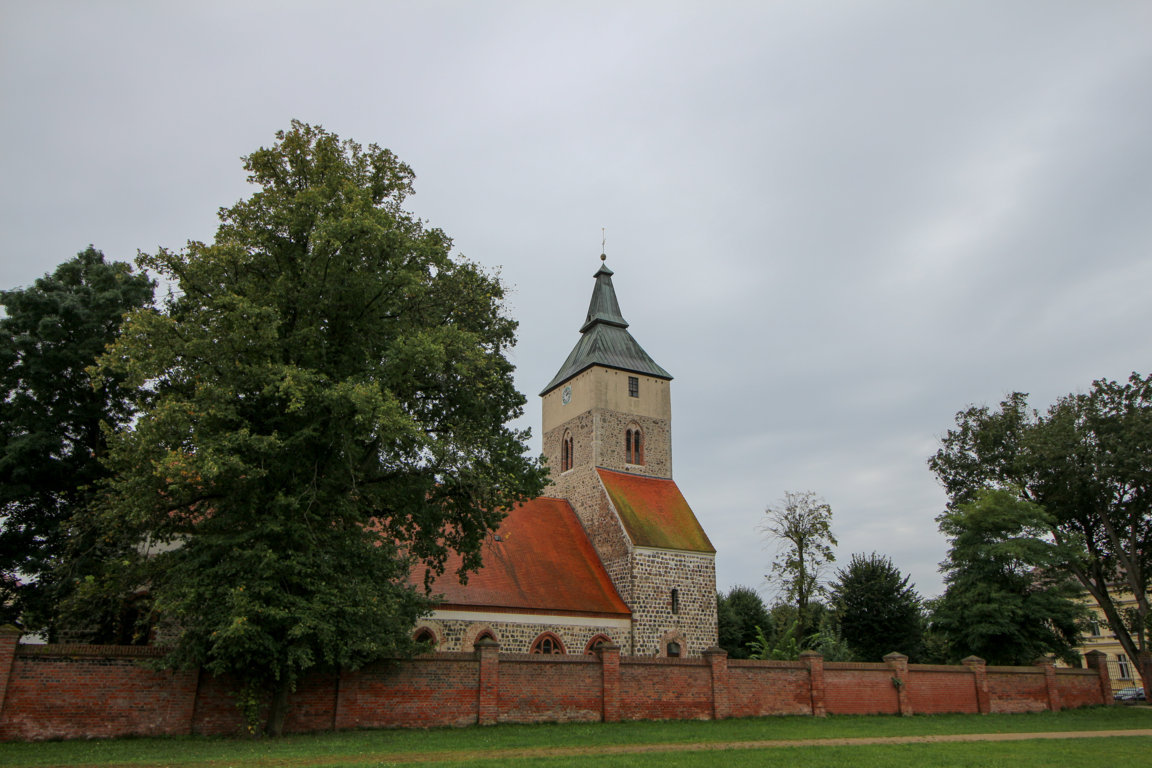 Stadtpfarrkirche St. Marien Altlandsberg