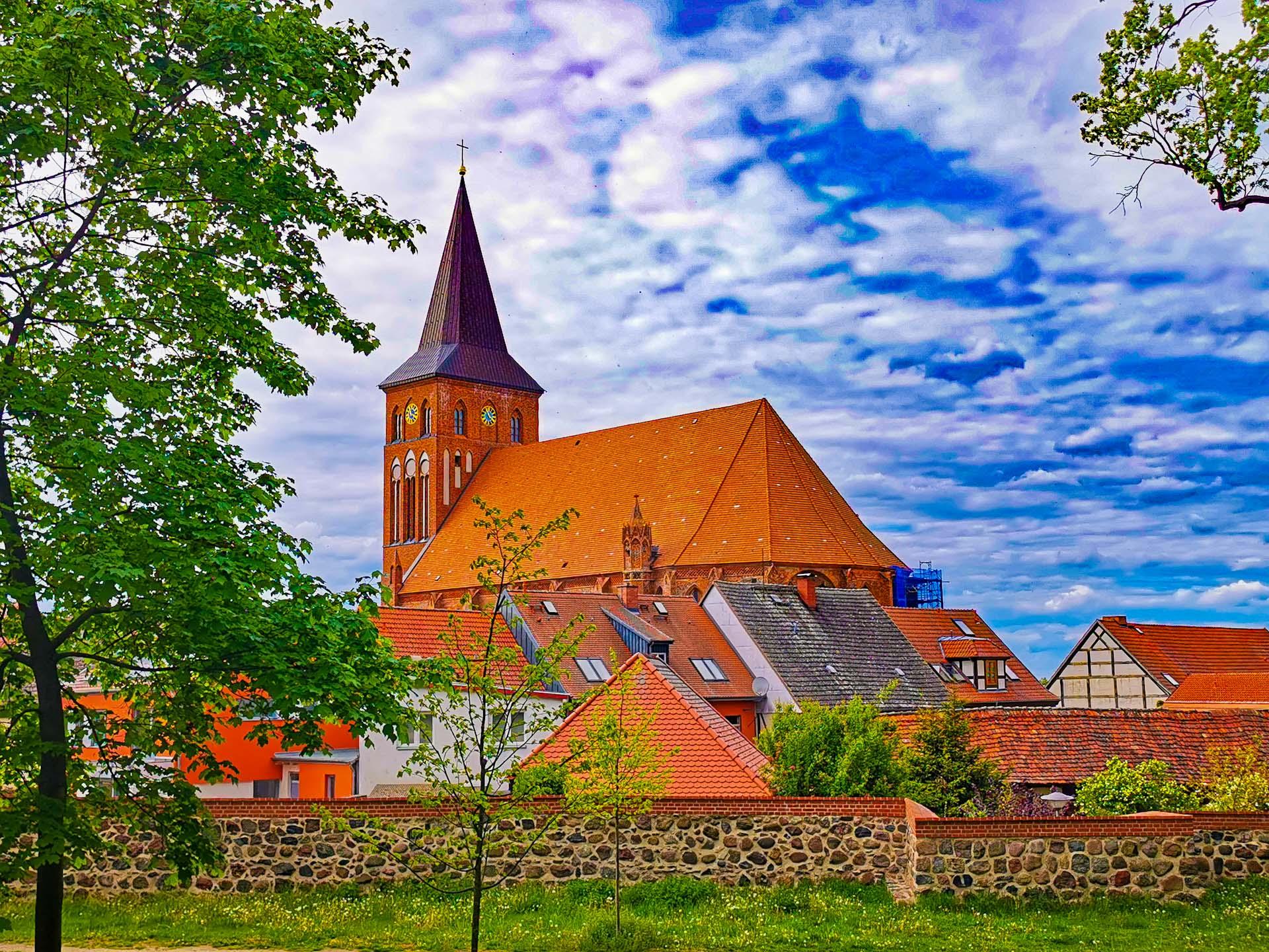 Marienkirche Pasewalk