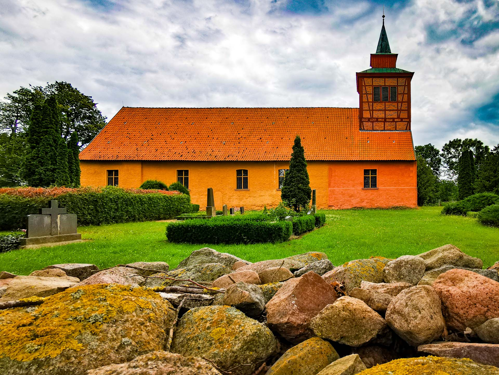 St.-Petri-Kirche Kagendorf