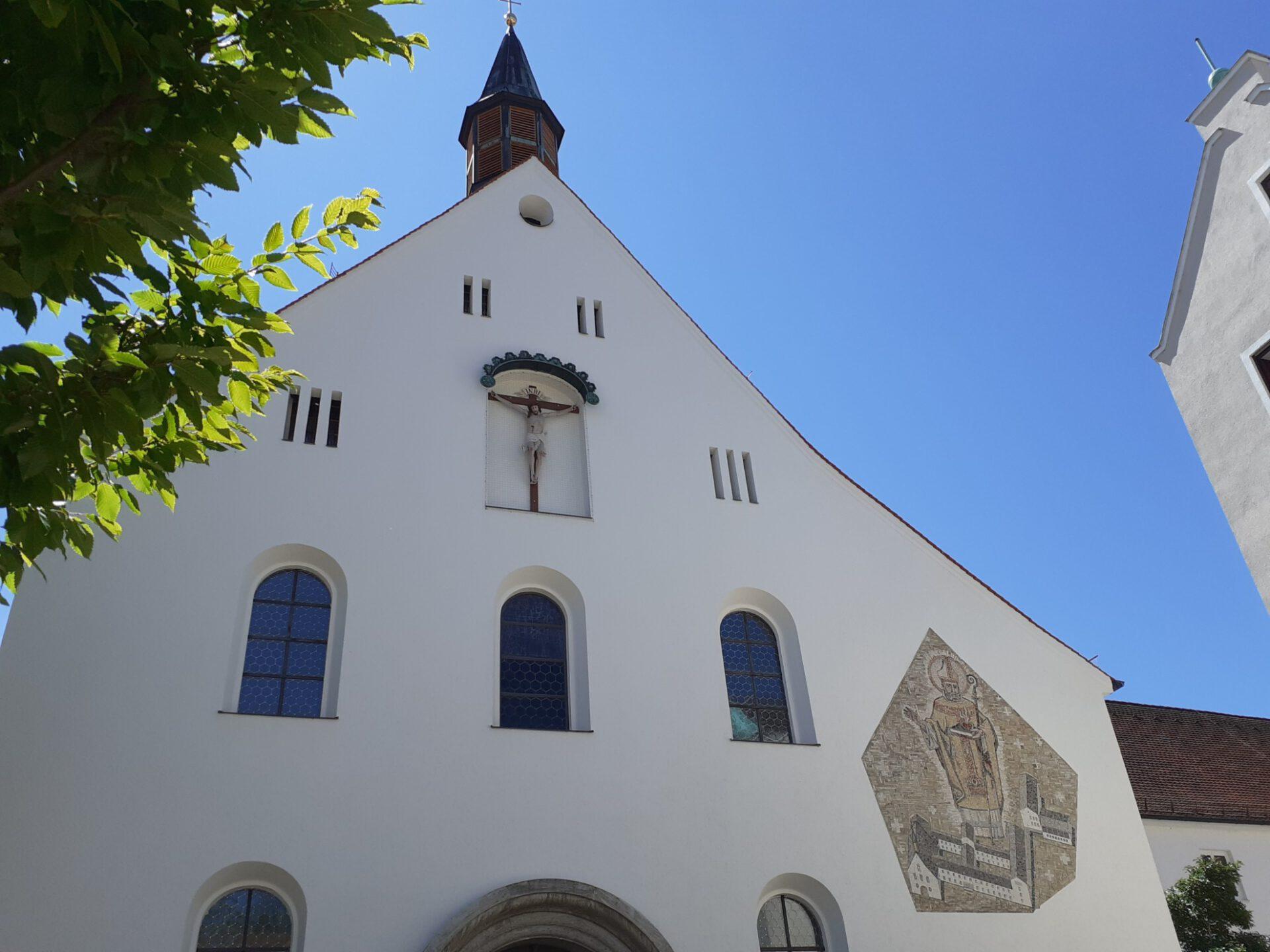 Klosterkirche St. Augustin Neuburg