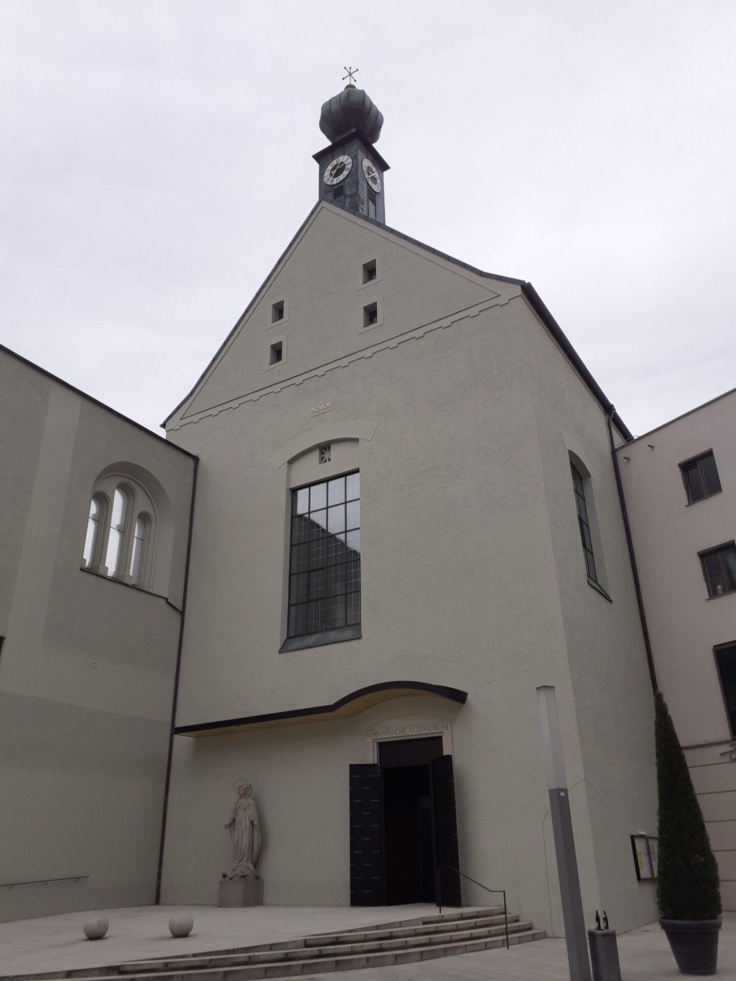 Votivkirche Maria Unbefleckte Empfängnis Passau