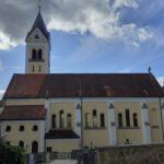 Kirche Maria Himmelfahrt Ortenburg