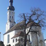 St. Johann Baptist Kirche Inning am Ammersee