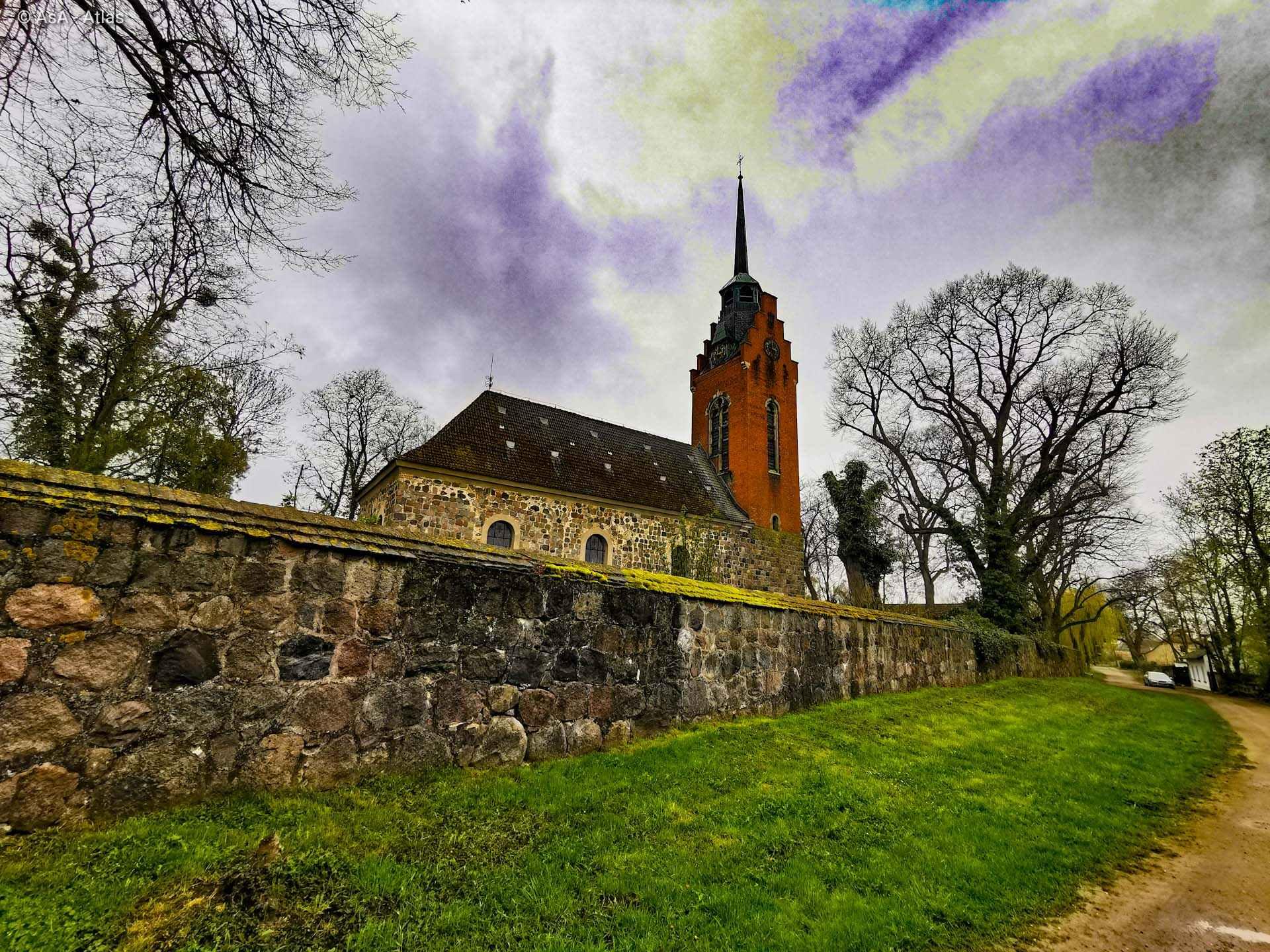 Dorfkirche Seelübbe