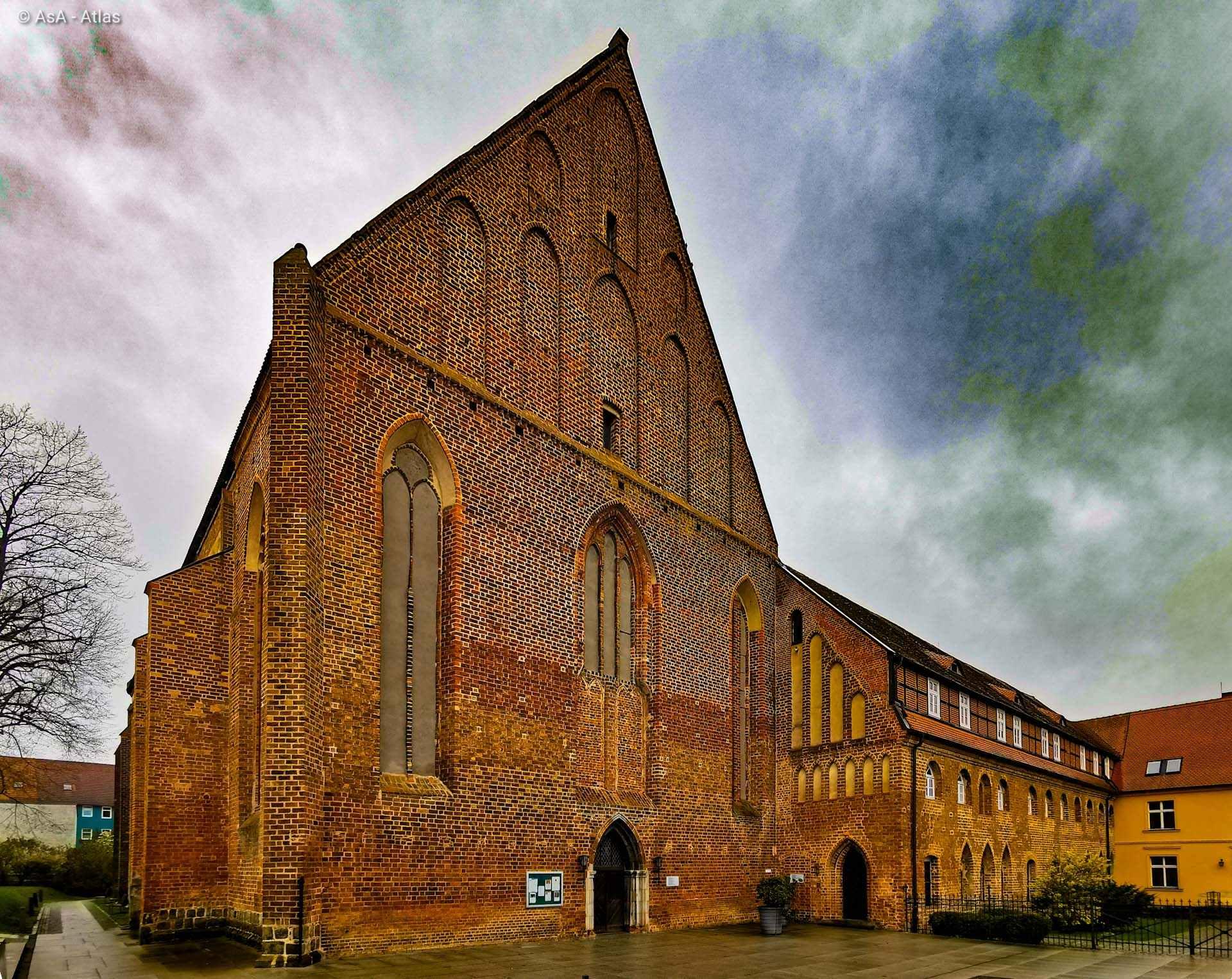 Klosterkirche St. Nikolai Prenzlau