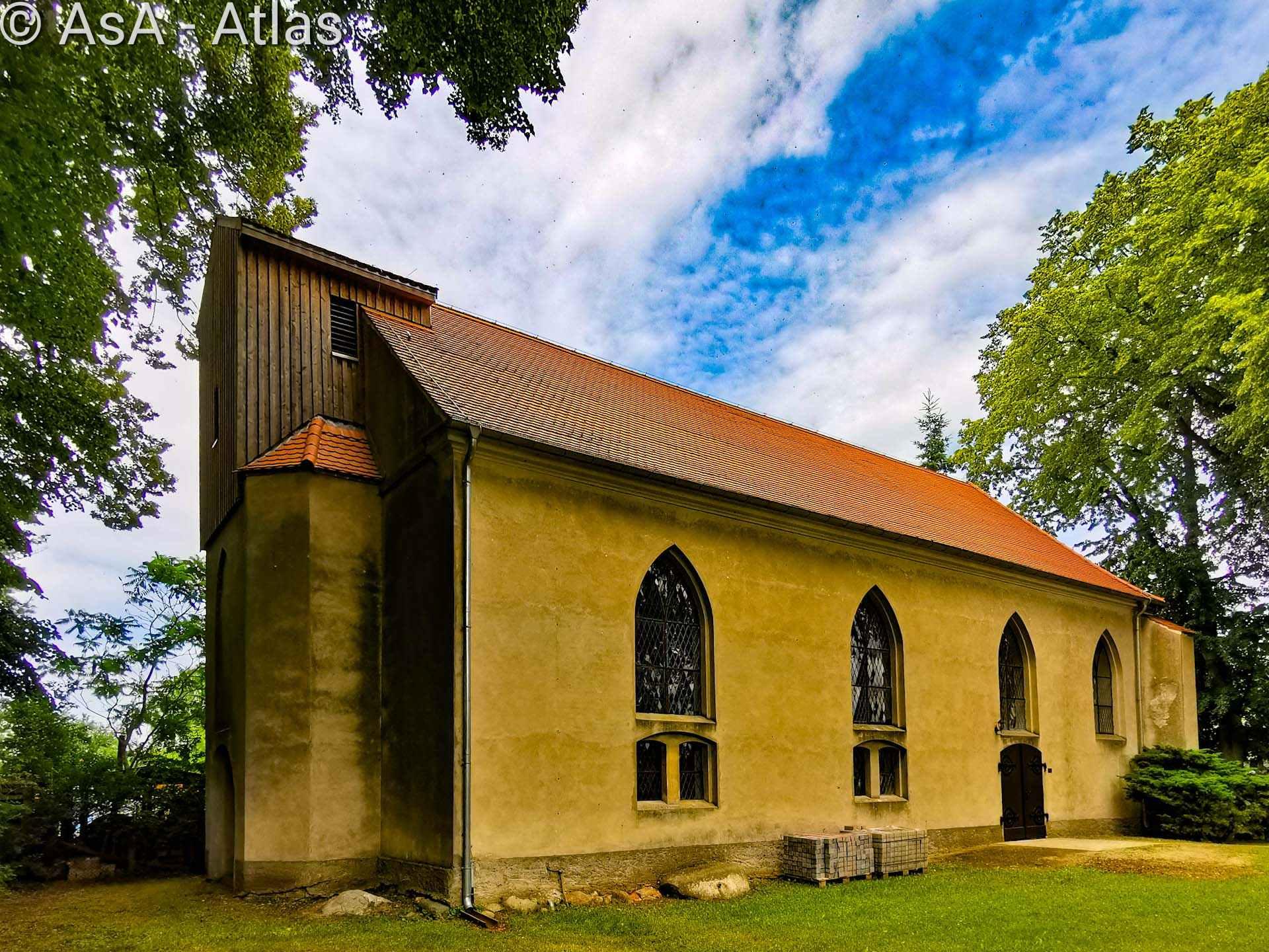 Dorfkirche Liepgarten
