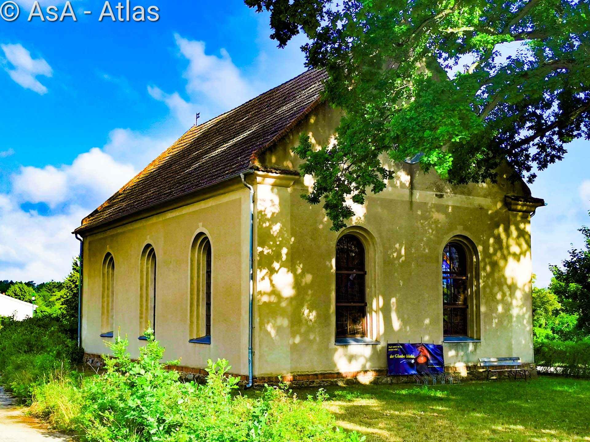 Dorfkirche Warthe